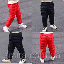 Комплект демисезонный (куртка + штаны) детский, Ушки, красный Berni, фото 2