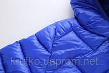 Куртка для мальчика Airways, синий Berni, фото 3