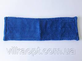 Насадка сменная для швабры TANGO микрофибра гладкая 40 х 10 cm