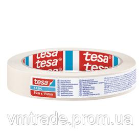 Лента малярная Теса 35 м х 38 мм (Tesa Basic)