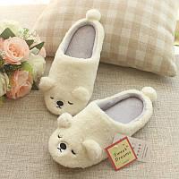 "Тапочки ""Белый мишка"" FOOT"