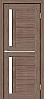 Двери межкомнатные Омис Deco 01 Cortex, цвет дуб amber
