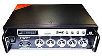 Усилитель звука UKC SN-838BT USB SD Bluetooth, фото 2