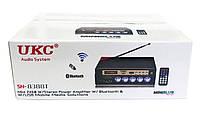 Усилитель звука UKC SN-838BT USB SD Bluetooth, фото 4