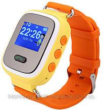 Детские умные часы с GPS трекером Smart Baby Watch G36-gm2/ розовые, желтые, синие