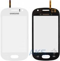 Сенсор (тачскрин) для Samsung Galaxy Fame S6810 Original White