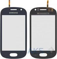 Сенсор (тачскрин) для Samsung Galaxy Fame S6810 Original Blue