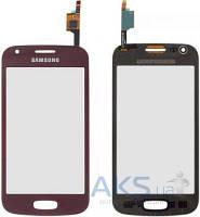 Сенсор (тачскрин) для Samsung Galaxy Ace 3 S7270, Galaxy Ace 3 Duos S7272 Original Red