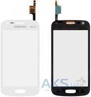 Сенсор (тачскрин) для Samsung Galaxy Ace 3 S7270, Galaxy Ace 3 Duos S7272 Original White