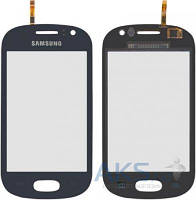 Сенсор (тачскрин) для Samsung Galaxy Fame S6810 Blue