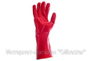 """Перчатки Intertool - масло-бензостойкие 35 см х 14"""""""