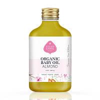 """Масло для тела и волос детское органическое """"Миндаль"""" 100 мл Eliah Sahil"""