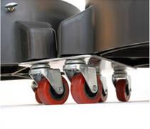 Сполучна пластику для двох візків під відра, фото 2