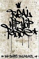 Постер Hip Hop (рэп, хип-хоп), 40.6х50.8 см