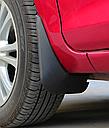 Брызговики MGC FORD Fiesta Европа Америка 2009-2017 г.в. комплект 4 шт 1531631, 1531632, фото 5