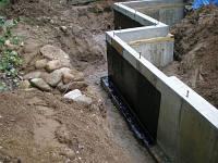Гидроизоляция фундамента, подпорных стен, паркинга, ж / б изделий, Maris Polymers (Греция), Pazkar (Израиль)