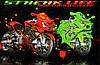 Постер Быстрые мотоциклы, 40.6х50.8 см