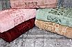 Банные бамбуковые полотенца Пион, фото 3