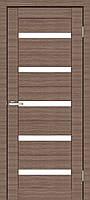 Двери межкомнатные Омис Deco 07 Cortex, цвет дуб amber line