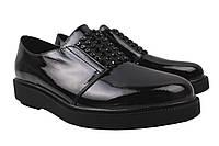 Туфли женские Lady Marcia натуральная лаковая кожа, цвет черный, размер 36-40