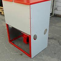 Бункер для хранения пеллет разборной 0,6 м. куб. (390 кг топлива)