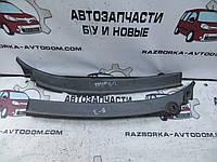Пластик під лобове скло (комплект) VW Passat B3 (1988-1993) OE:357853830 + 357853829, фото 1