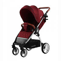 Прогулочная коляска Carrello Milano CRL-5501 Tango Red +дождевик
