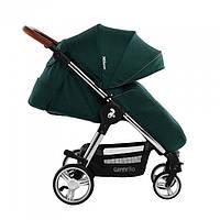 Прогулочная коляска Carrello Milano CRL-5501 Aqua Green +дождевик