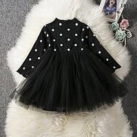 Платье для девочки. 100, 110 см, фото 1