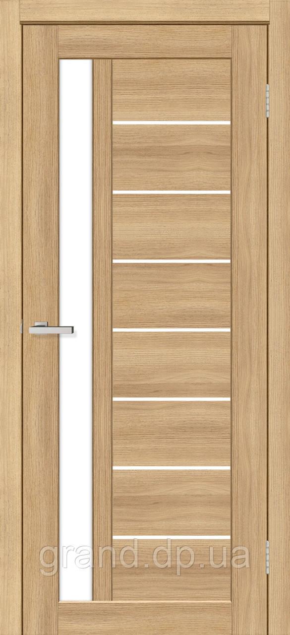 Двери Омис Deco 09 Кортекс (Cortex), цвет tobacco