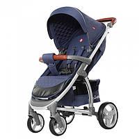 Коляска прогулочная Carrello Vista CRL-8505 Denim Blue