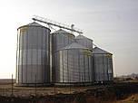 Металлический силос для хранения зерна NL 20/16 на 3000т