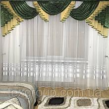 Ламбрекен для зала спальни №393