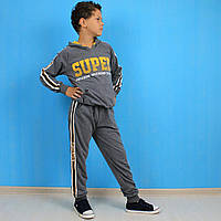 Спортивный костюм для мальчика SUPER HOLLY WORK размер 140,152,158,164