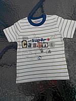 Футболка для мальчика  Mackays 86 Белый