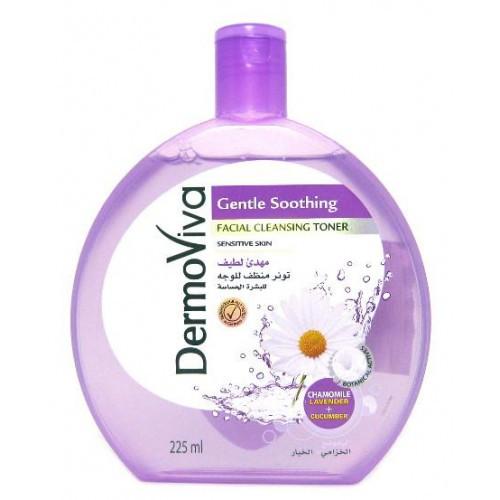 Лосьон для лица успокаивающий для всех типов кожи Dabur