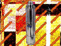 Насос погружной скважинный глубинный Werk 4QGD1.2-50-0.37