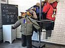 Детский зимний комбинезон на мальчика Панда Размеры 86- 104, фото 7