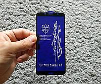 Защитное стекло 6D ПОЛНЫЙ КЛЕЙ для Xiaomi Redmi 7a, черное