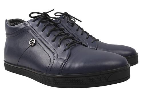 Ботинки мужские Vadrus натуральная кожа, цвет синий, размер 39-45