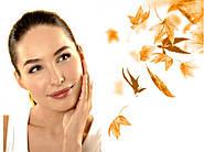 Особенности ухода за кожей лица перед осенью