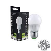 Светодиодная лампа TESLER 12 W цоколь Е 27 1000 LM