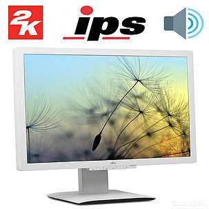 """Fujitsu P27T-6 / 27"""" / IPS / 2560x1440 / DVI-D, VGA (D-Sub), 2x HDMI, DisplayPort / встроенные колонки, фото 2"""
