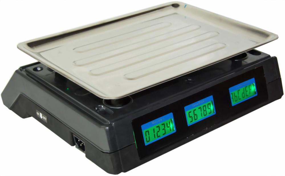 Электронные торговые весы 50 кг