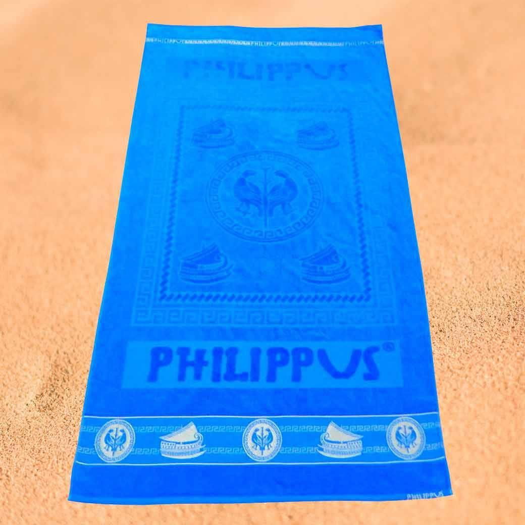 Рушник Philippus пляжне 90 x 170 (Греція) 90x170, 1