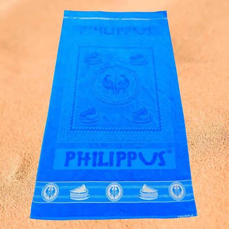 Рушник Philippus пляжне 90 x 170 (Греція) 90x170, 1, фото 2