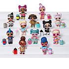 ЛОЛ Сюрприз!Оригинал! Кукла LOL  Спаркл серия А разноцветные блестящие L.O.L. Surprise! Dolls Sparkle Serie, фото 4