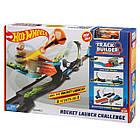 Игровой трек Хот Вилс Запуск ракеты - Hot Wheels Track Builder Rocket Launch Challenge, фото 2