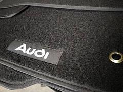 Коврики в салон ворсовые AUDI A5 2007-2011