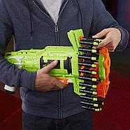 Бластер Нерф зомби страйк Рипчейн Комбат Nerf Zombie Ripchain Combat Blaster, фото 6